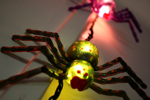 spider lights — sept 29