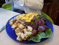 Steak and Eggs (Lily VS) Tags: hub universal
