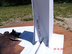 Foguete / Rocket (Andre Leal) Tags: powder polvora foguete paperrocket