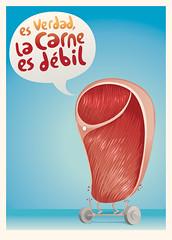carne debil (:raeioul) Tags: www meat carne weak debil raeioul raeioucom