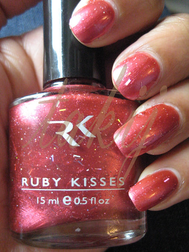 Ruby Kisses Red Romance