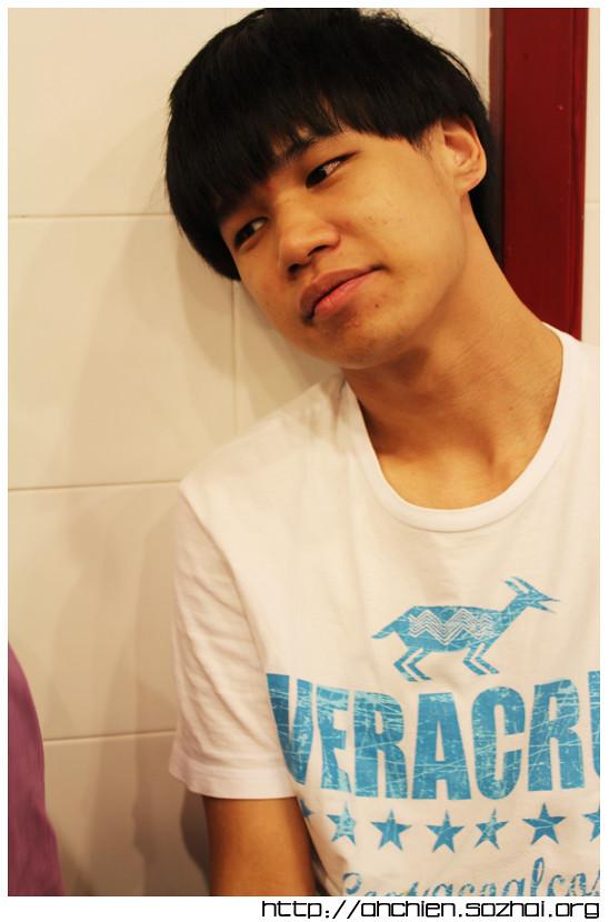 Ah Yang | Nicky