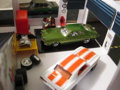 Welcome to the shop! (Designer & Custom Modelist) Tags: hot scale car shop die garage wheels cast custom tuning
