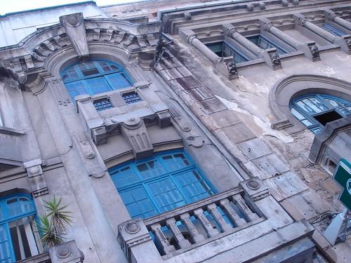 Edifícios abandonados em Braga - Avenida da Liberdade ©braga blog