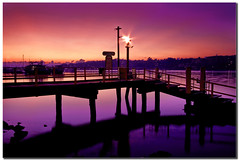 The harmonious & undisturbed amethyst hues of Birkenhead (markdanielowen) Tags: new morning bridge reflection slr water silhouette ferry wales digital sunrise canon reflections point boats photography eos dawn early iron purple harbour cove mark south steps smooth sydney earlymorning calming australia calm birkenhead wharf nsw newsouthwales owen dslr innerwest soe digitalslr balmain oilpainting rozelle 30d markowen naturesfinest ironcove drummoyne birkenheadpoint canon30d parramattariver supershot ironcovebridge ferrywharf canoneos30d flickrsbest abigfave anawesomeshot colorphotoaward impressedbeauty superbmasterpiece diamondclassphotographer markdanielowen markowenphotography