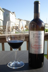 WBW 34: Washington Cabs 2002 Hurricane Ridge Cabernet Sauvignon