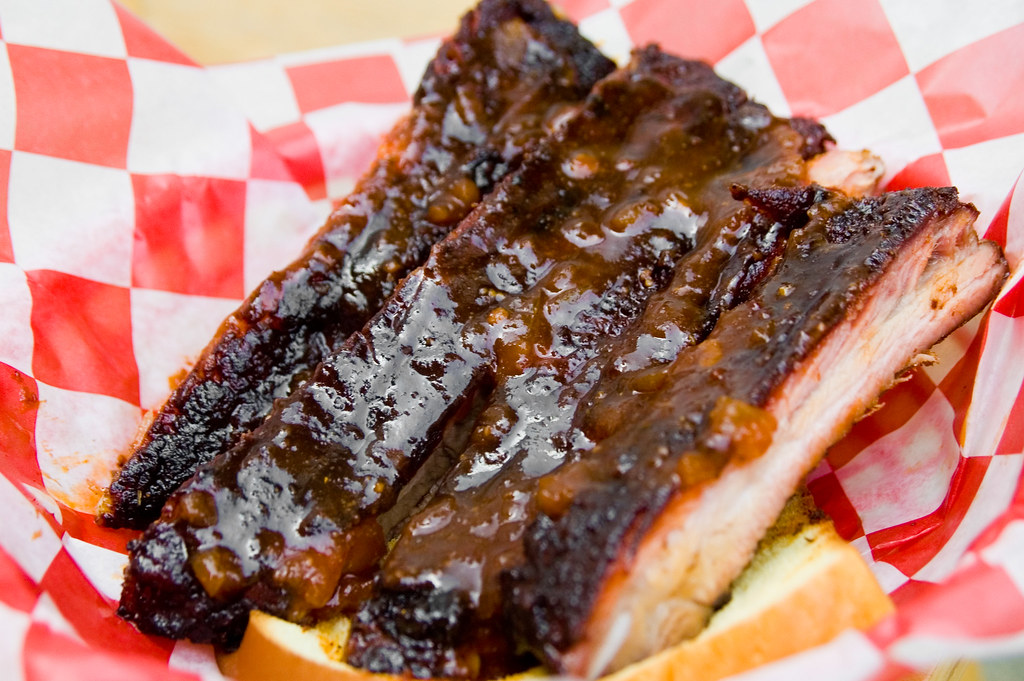 Apple City Barbecue Grand World Champion Ribs