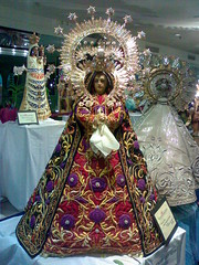 Nuestra Seora de los Dolores de Turumba (JMZ I) Tags: santa heritage beauty lady del de shrine icons catholic maria faith mary philippines religion culture icon exhibit tradition virgen mara con grand marian veritas nuestra seora trono birhen santa santisima maria exhibit santsima maria mara santisima mara santsima marian