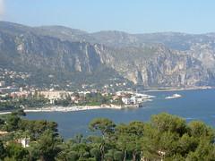 View of Beaulieu Sur Mer