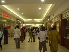 Shoprite Mall in Lagos (freedom_outdoors) Tags: africa lagos nigeria shopritenigerialagos