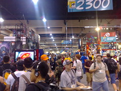 Road Trip: San Diego Comic-con 2007