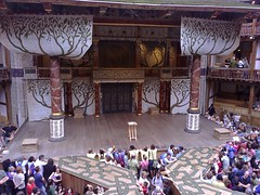 Shakespeare's Globe Theatre, Southbank, London