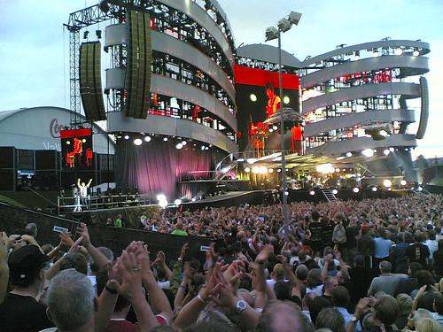 Rolling Stones in Oslo 2007 #6