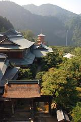 那智の滝, Mt.Nachi - by m-louis