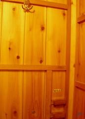 洋蔥復興店的古樸廁所