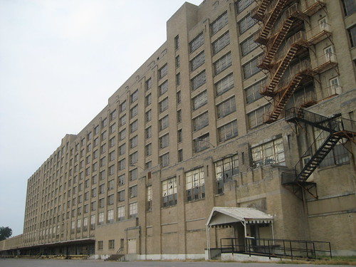 Sears Crosstown by nichcollins on Flickr
