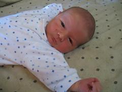 Matthew 1 Week Old