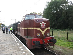NS 2530 VSM (giedje2200loc) Tags: 22 diesel ns trains september locomotive 23 op railfan 2007 valkenburg kerkrade schin geul vsm zlsm 2530 simpelveld dieselweekend dieselday