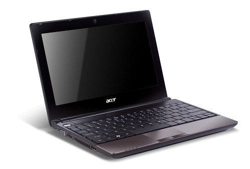 4599093233 d4556233ea Video & Fotos: Acer Aspire One 521 mit AMD CPU & ATI Grafik im Hands on