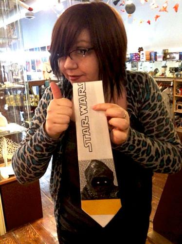 buy some ties!!!