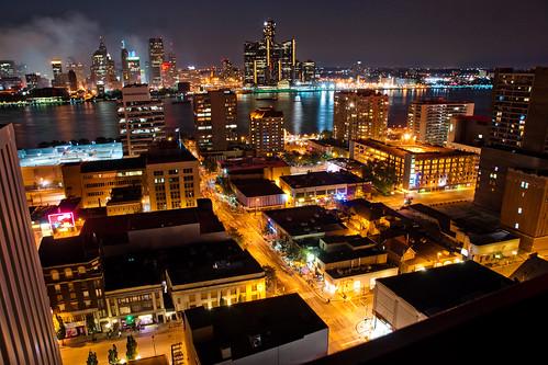 2010 Detroit / Windsor Fireworks