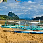 Corong-Corong Beach: Chasing the Sunset in El Nido, Palawan