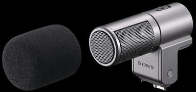 sony nex 5 microphone ecm-sst1