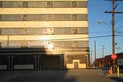 Hecht Co. Warehouse (jleathers) Tags: washingtondc dc washington warehouse stopsign vacant hechts ivycity nedc northeastdc hechtco