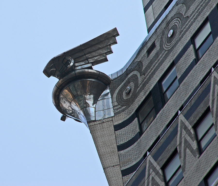 Chrysler Building Detail