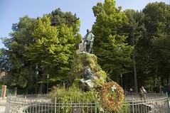 Venezia: monumento a Garibaldi