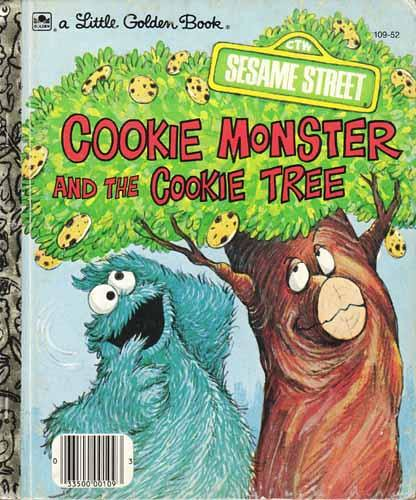 Golden 0026 Cookie Monster And The Cookie Tree
