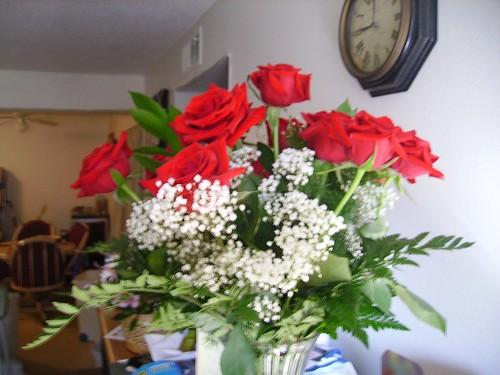 Anniversary Flowers 003