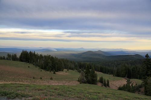 Mt. Mazama Vista