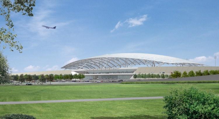 nuevo aeropuerto carrasco uruguay