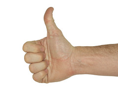 Thumbs Up - With clipping Path (Craig Jewell Photography) Tags: up sign happy support hand mask arm symbol good finger yes space great right victory best communication correct enjoy triumph winner excellent thumb positive concept win rise gesture accept metaphor vote signal success copy isolated choose okay symbolic approval select agree acceptance rate decide positivity approve persuade accomplish achieve craigjewellphotography