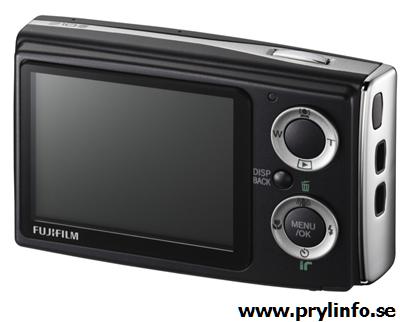 Fujifilm FinePix Z10fd kamera prylar gadgets