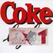 ((( Coke ,