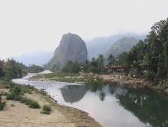 Montanas de Laos