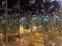 maze of mirrors (kthypryn) Tags: trip vacation chicago museum fun mirrors maze educational sights museumofscienceindustry