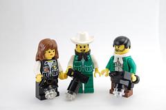 LEGO Photographers - by turkguy0319