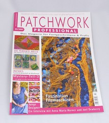 Patchwork Professional 3/2007 - Cover