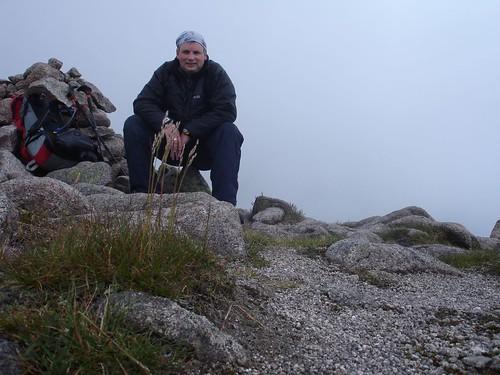 Sgor an Lochain Uaine (1258m/4127ft) [Munro 41]