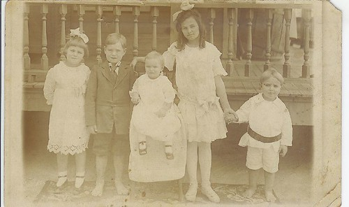 Palmer Children, About 1918