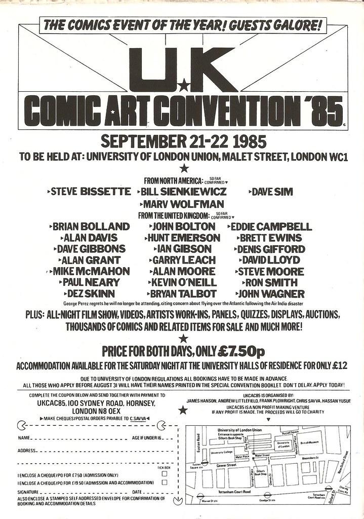 UKCAC 1985