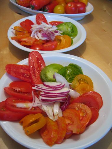 tomater från viken