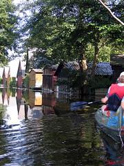 bootshuser (deErisch) Tags: mritz paddeln