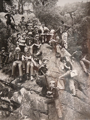 16th Burnley Scount Troop in the Lake District