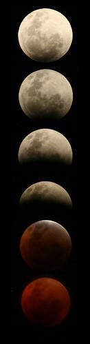Lunar Eclipse 28 Aug 2007
