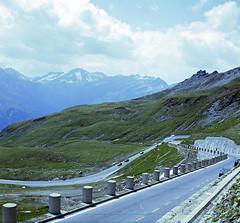 sterreich Grossglockner Sommer 1983 (orangevolvobusdriver4u) Tags: sterreich austria pass 1983 oesterreich grossglockner hochalpenstrasse grossglocknerhochalpenstrasse archiv1983