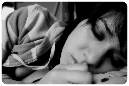 durmiendo.